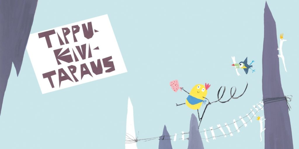 Hae nyt: Savonlinnan Teatteri etsii kummiluokkaa Tippukivitapaus lastenmusikaaliin